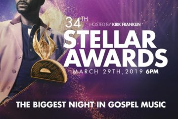 Stellar Awards to Air on BET Easter Sunday