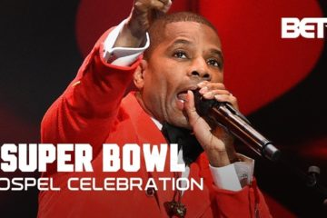 Kirk Franklin Performs Love Theory at Super Bowl Gospel Celebration