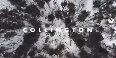 Collington Releases Mountain Single; JesusWired Competition Details