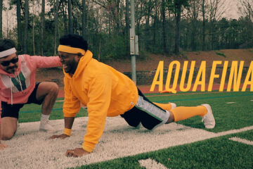 Godframe's Sippin' That Holy Water In New Aquafina Single