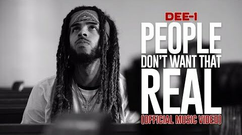 Dee-1 Drops People Don't Want That Real Single & Visuals