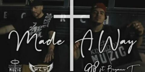 JP Releases Music Video for New Single Made A Way Ft. Bryann T