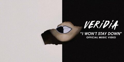 VERIDIA Release Resilient I Won't Stay Down Video