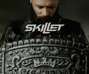 Skillet Announces New Victorious Album; Releases First Single - Skillet Stand Victorious With New Album