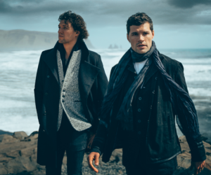 "for KING & COUNTRY REACHES #1 WITH LATEST SINGLE ""GOD ONLY KNOWS"""