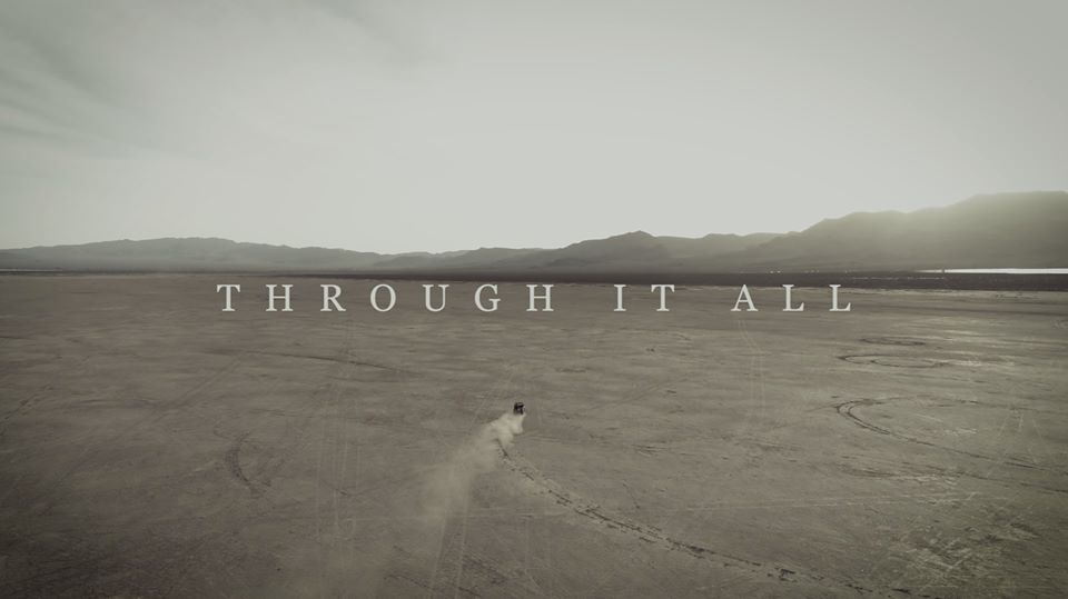 """VIDEO: Check out the Lyric Video for """"Through it All"""" by Gandhi's Gun"""