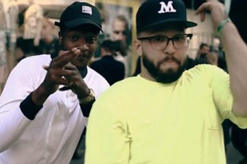 Andy Mineo & Guvna B Are Keepin it movin In New Video