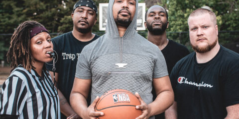 Audio: Marqus Anthony - Shoot Your Shot Remix ft. Elohin, Mitch Darrell, Dre Beeze, Luke G - Video: Marqus Anthony - Shoot Your Shot Remix ft. Elohin, Mitch Darrell, Dre Beeze, Luke G