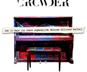 Crowder Releases Let It Rain Music Video ft. Mandisa