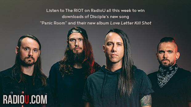 Disciple's Panic Room Single to Release Friday