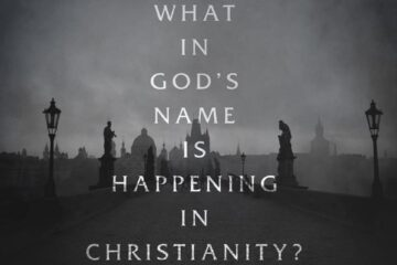 John Cooper - What In God's Name Is Happening In Christianity?