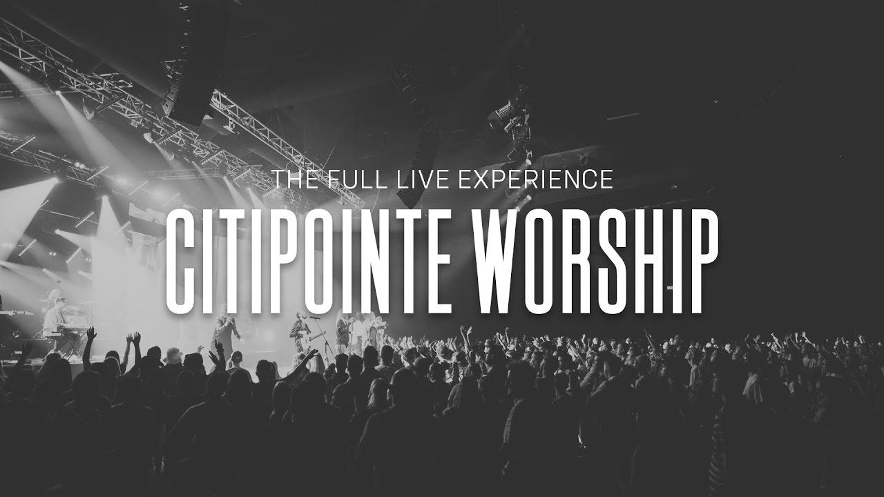 Citipointe Worship's Self-Titled Live Album Out Now