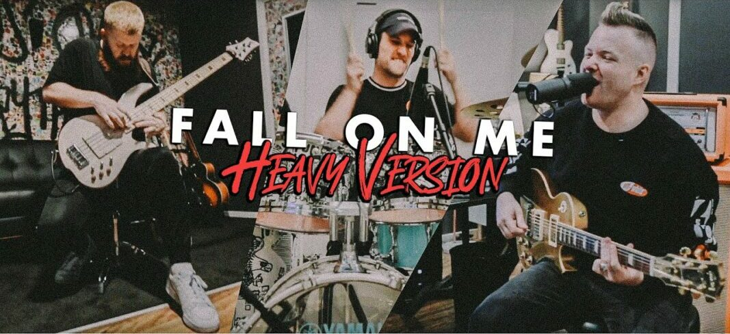 Planetshakers Releases Heavy Version of Fall On Me