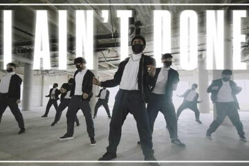 The KINJAZ Drop Sick Andy Mineo I Ain't Done Dance Video