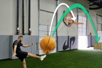 Expect the Unexpected in Dude Perfect's Unexpected Trick Shots