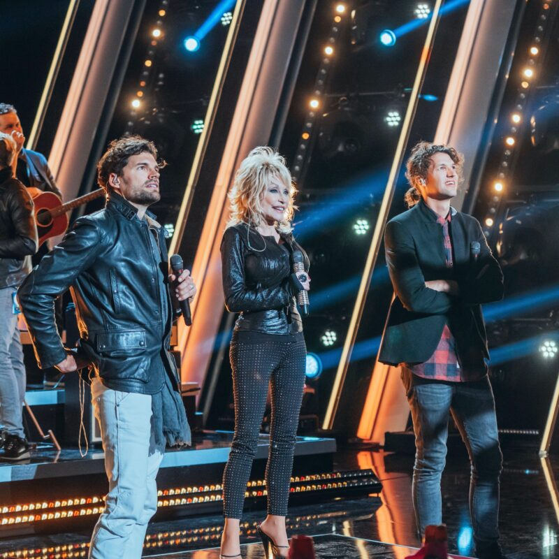 for KING & COUNTRY TO APPEAR ON DOLLY PARTON ABC SPECIAL