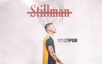 Stillman Releases Debut EP, Whisper, Today