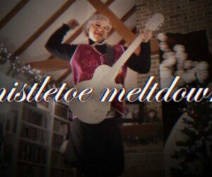 Matthew Parker Has A Mistletoe Meltdown In New Video