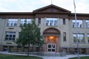 Exterior Photo of Lowel Elementary School, Missoula, MT