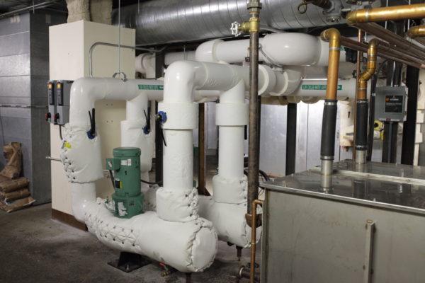 JM Engineering HVAC system