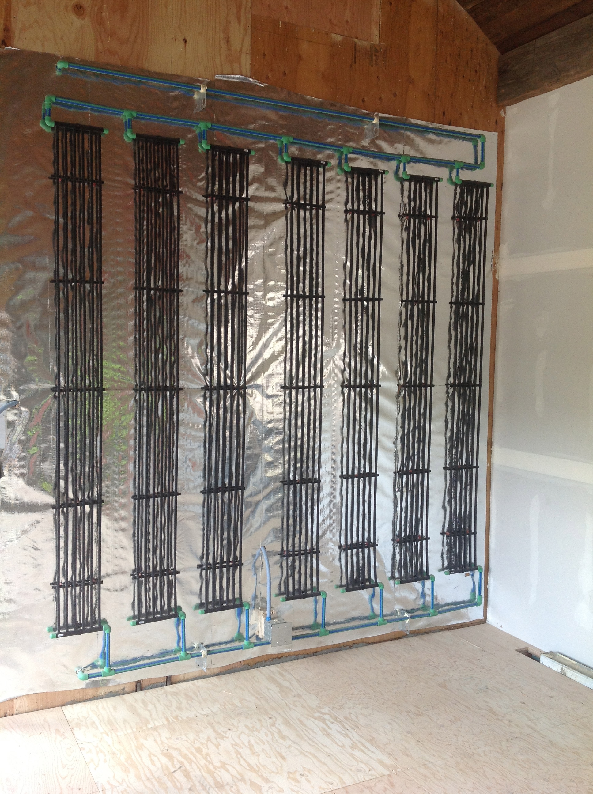 JM Engineering radiant heating
