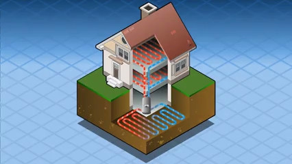 JM Engineering geothermal heating