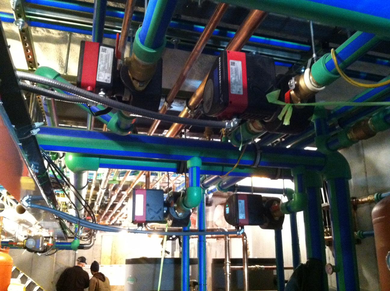 JM Engineering hvac system mechanical engineers