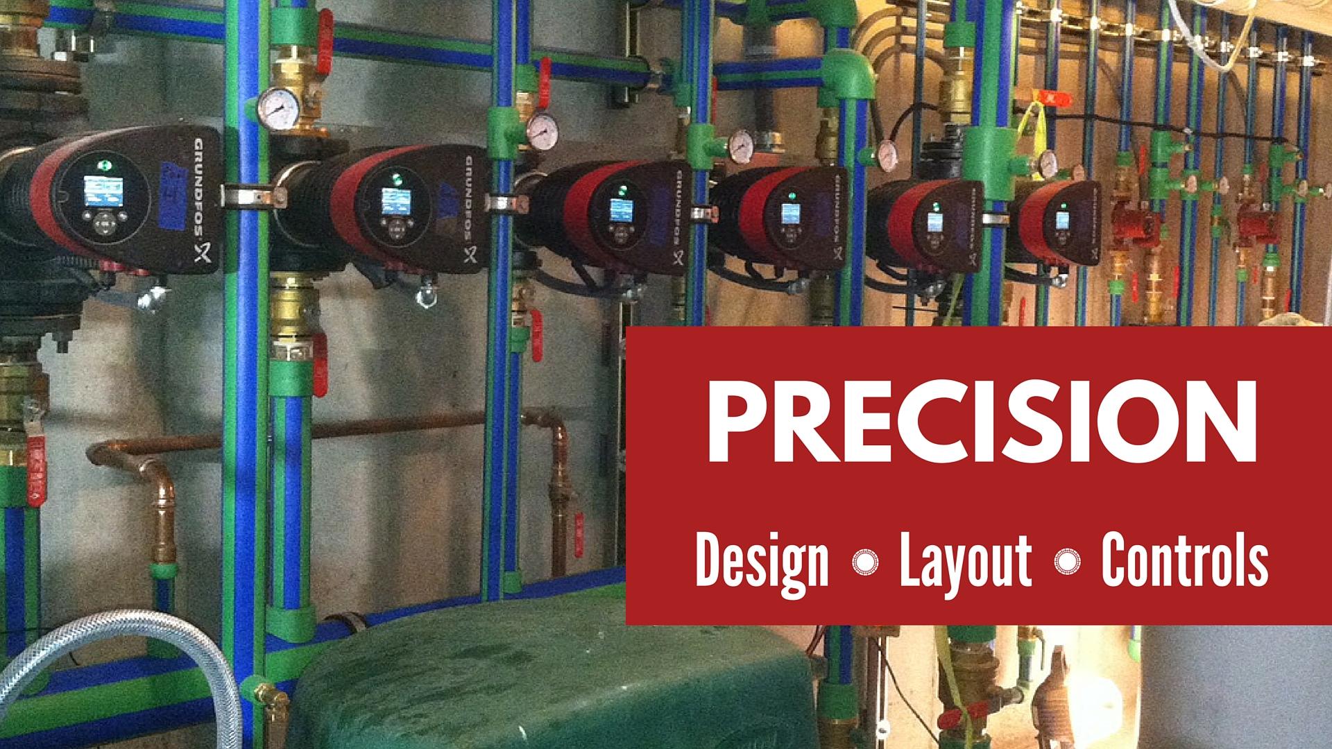 JM Engineering precision HVAC mechanical engineering