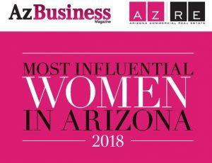 Elizabeth Shabaker Most Influential Women in Arizona