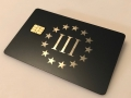 oath keepers metal credit card