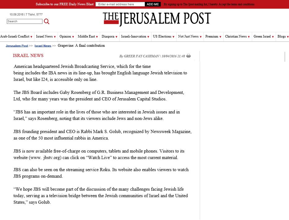 israeli-jerusaloem-post