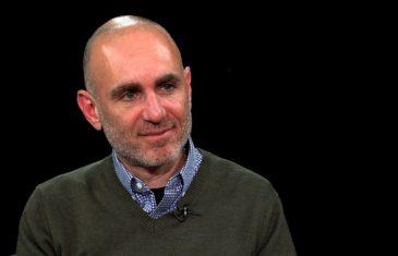 "On L'Chayim, Joseph Cedar, director of the film ""Norman"""