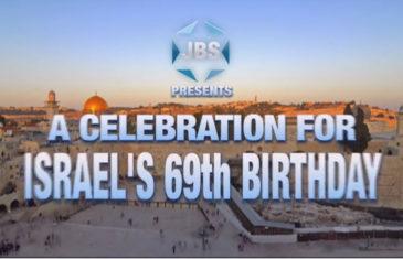 Israel's Birthday