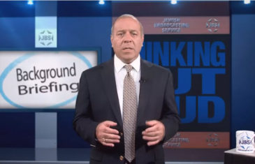 Thinking Out Loud,JBS,jbstv.org,Jewish television