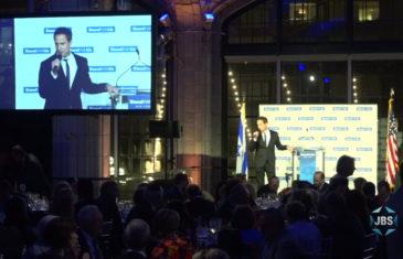 StandWithUs 2018 Gala,JBSTV,Jewish television