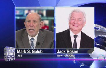 In The News Jack Rosen-Jewish Caucus