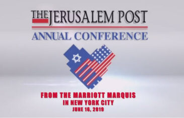 Jerusalem Post Conference 2019 (Part 1)