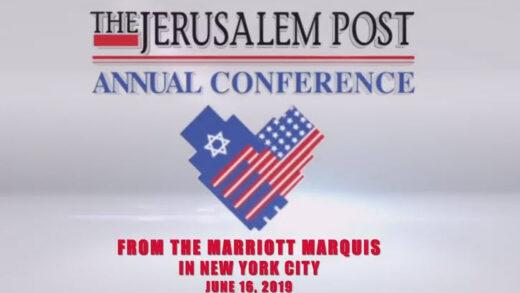 2019 Jerusalem Post Conference