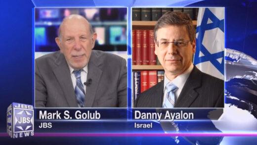 Ayalon on Israel Ban