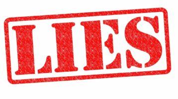 police lie