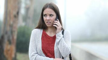 phone stalking