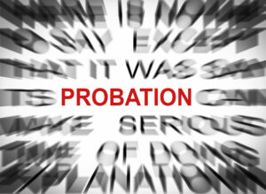 probation cap