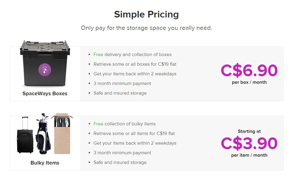sq pricing