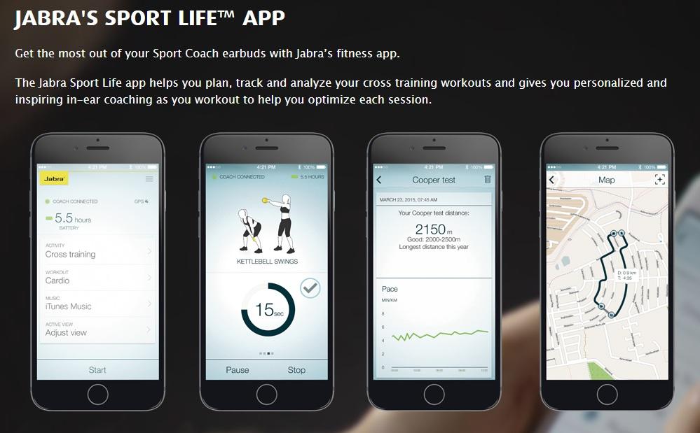 Jabra's Sport Life App DoTheDaniel