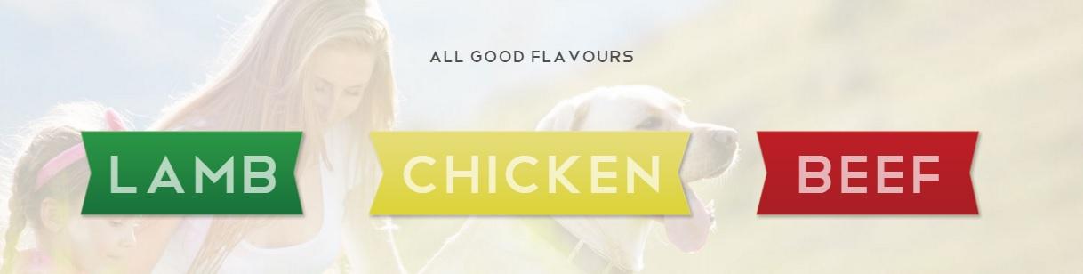 #HealthyFoodHealthyDog All Good Dog Food Co. DoTheDaniel
