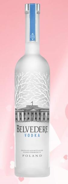 Belvedere Vodka DoTheDaniel.com Valentine's Day