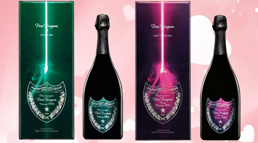 Dom Pérignon DoTheDaniel.com Valentine's Day