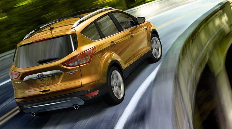 #FordEscape Ford Canada DoTheDaniel