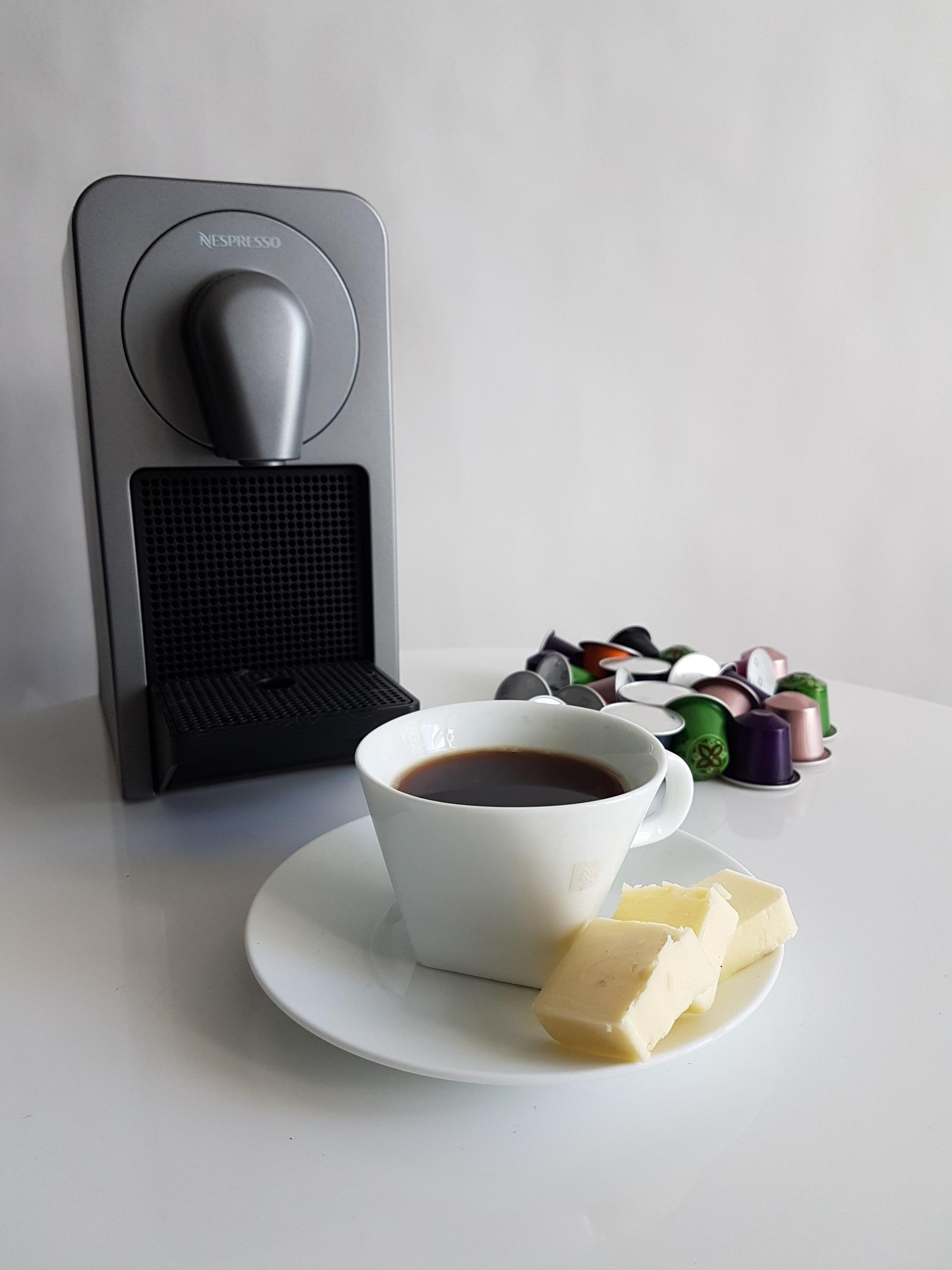 vanilio butter coffee dothedaniel
