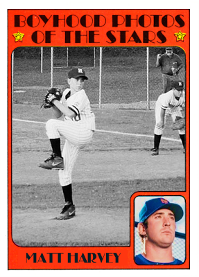 Mets Fantasy Baseball Cards From An Alternate Universe 2